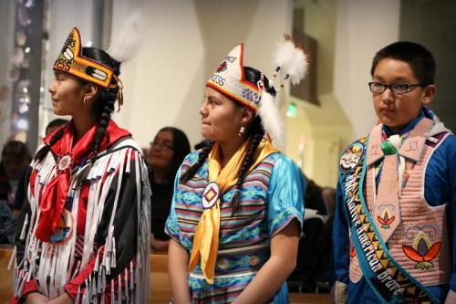 Indigenous Day at NHMU